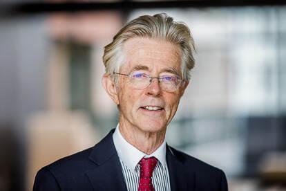 Prof. dr. ir. J.J.C. (Joris) Voorhoeve - Vicevoorziter AIV